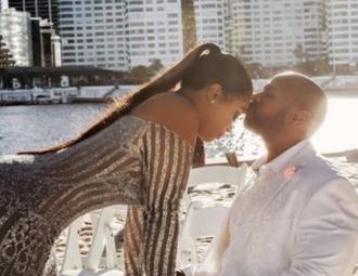 "Love & Hip Hop New York's Rah Ali and Her Husband Welcome Rainbow Baby ""Anaia""."