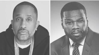 "Kenya Barris and 50 Cent Team Up for Netflix ""Urban Hustler"" Drama!"