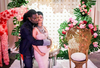 Cardi B and Offset Welcome Their Baby Girl and the Internet Reacts to Her Unique Name.
