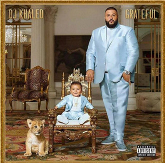 DJ Khaled is Grateful for Fatherhood! New Music Featuring Rihanna and Bryson Tiller!