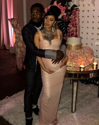 "Inside Cardi B and Offset's BardiGang ""Bronx Fairytale"" Baby Shower!"