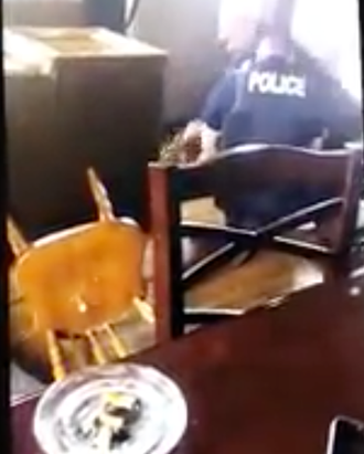 Pennsylvania Police Officer Caught Using Excessive Force. [WATCH]