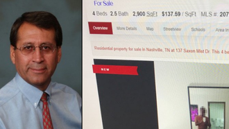 Nashville Realtor Accidentally Includes Sex-Act Photo in Expensive House Listing!