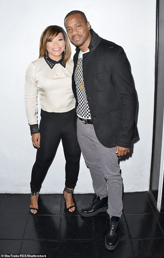 Tisha Campbell-Martin Alleges Duane Martin Physically and Emotionally Abused Her!