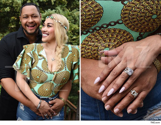 """KeKe Wyatt Has a New Husband and a New Attitude! Tells Ex """"Go 'head and have that hoe!&quot"""