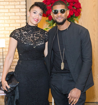 Usher and His Wife of Two Years Are Calling it Quits!