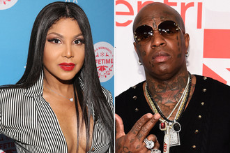 Can't Say We Didn't See This Coming. Did Toni Braxton and Birdman Kick the New Year Off Sing