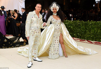 Last Night's Met Gala Came Through Drippin' in Catholic Inspired Fashion!