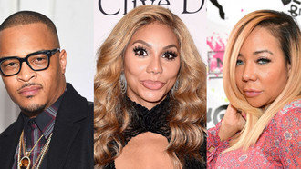 Tamar Attempts to Bury the Hatchet with Tiny.