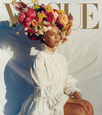 Beyonce' Speaks on Body Acceptance in New Vogue Interview.