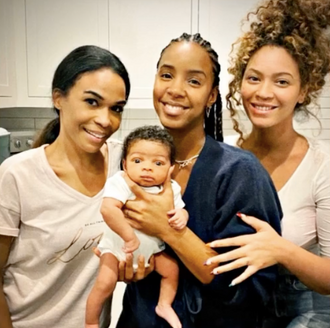 """Michelle Williams' """"Checking In"""" Chats Reunites Destiny's Child for Girlfriends Mental Health Chat!"""
