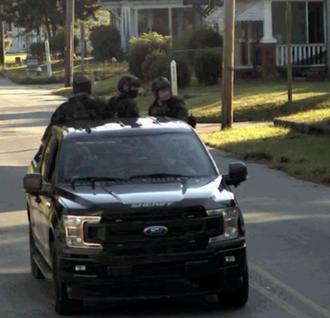 North Carolina Cops Showed Up Deep to Murder Andrew Brown Jr.