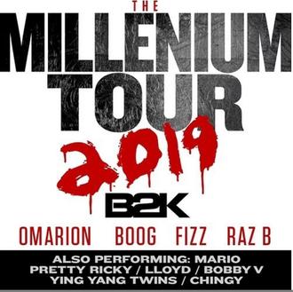 SPECIAL PODCAST: The Millenium Tour!