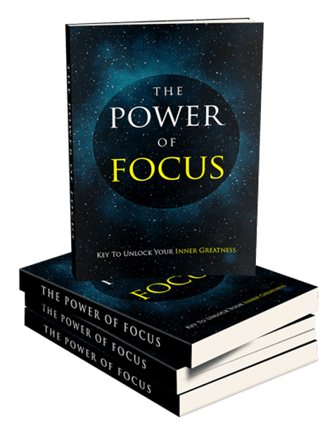 The Power of Focus eBook and Checklist