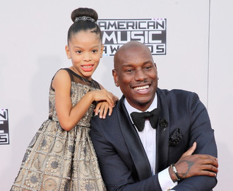 Tyrese Gibson Wins in Court! Gets Joint Custody of His Daughter.
