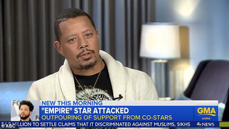 "No Surveillance Footage Found in Jussie Smollett Attack. Terrence Howard Calls it ""Lyon Family"