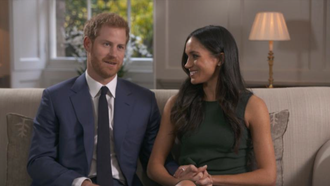 England's Prince Harry got Engaged to the America's Meghan Markle and the Celebration was he