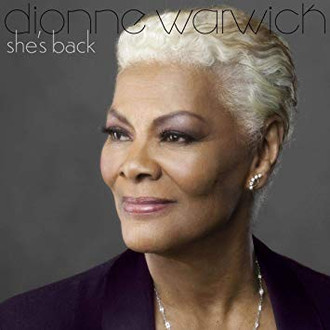 """She's Back""! Dionne Warwick Delivers Double Disc of Chill Music! [LISTEN]"