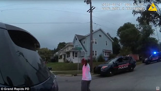 Here We Go Again. Mother Calls Out Grand Rapids PD for Handcuffing 11-Year-Old Twins. [WATCH]