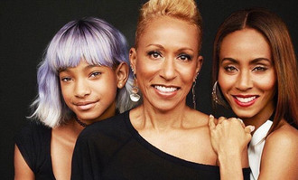 "Jada Pinkett-Smith Brings the Family to Facebook. Watch the New ""Red Table Talk"" Trailer!"