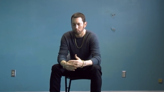 """Eminem Drops the Video for """"River"""" Featuring Ed Sheeran! [WATCH]"""