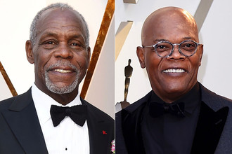 Samuel L. Jackson and Danny Glover to Receive High Honors at the 2022 Academy Awards!