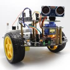 Intensive Open Source Robotics Course