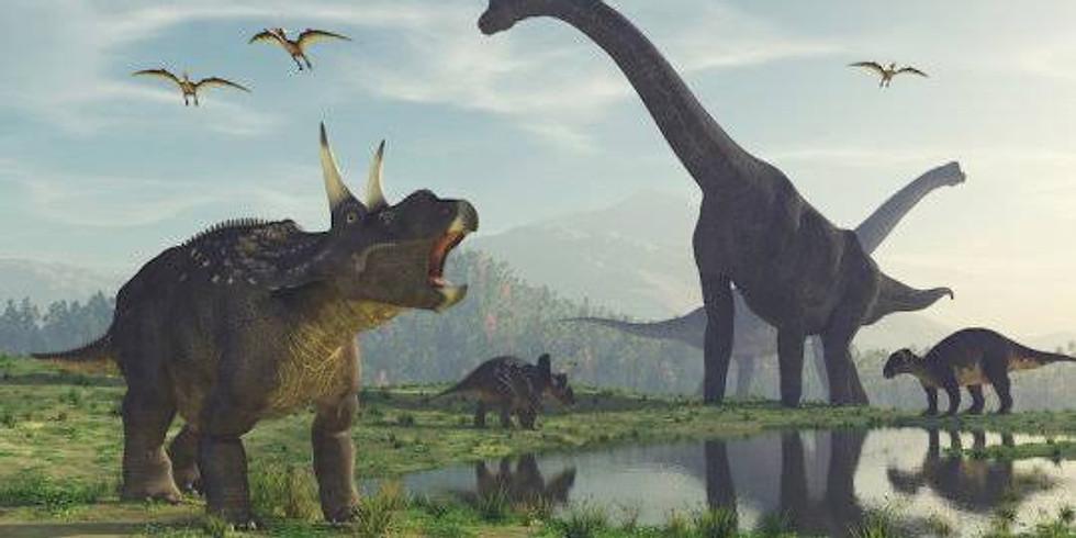 Dig up a Dinosaur