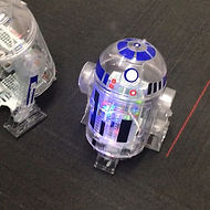Weekend STEM CLUB- drones and droids  #s