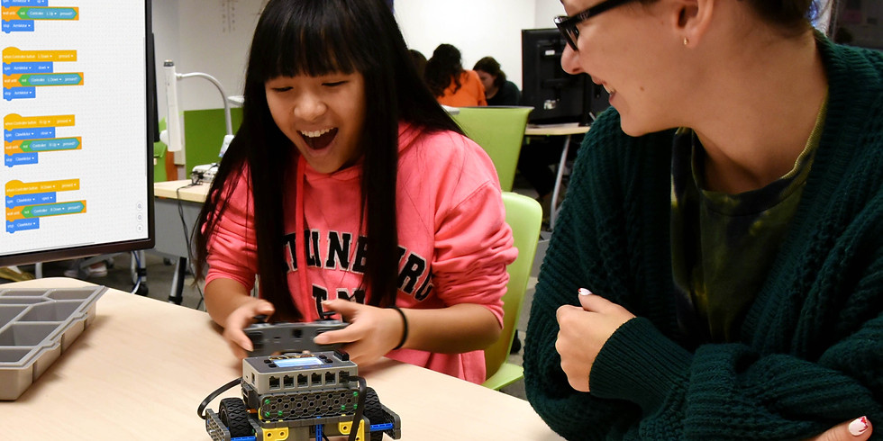 Robotics & Coding Club (Weekend) - Term 4 Robina