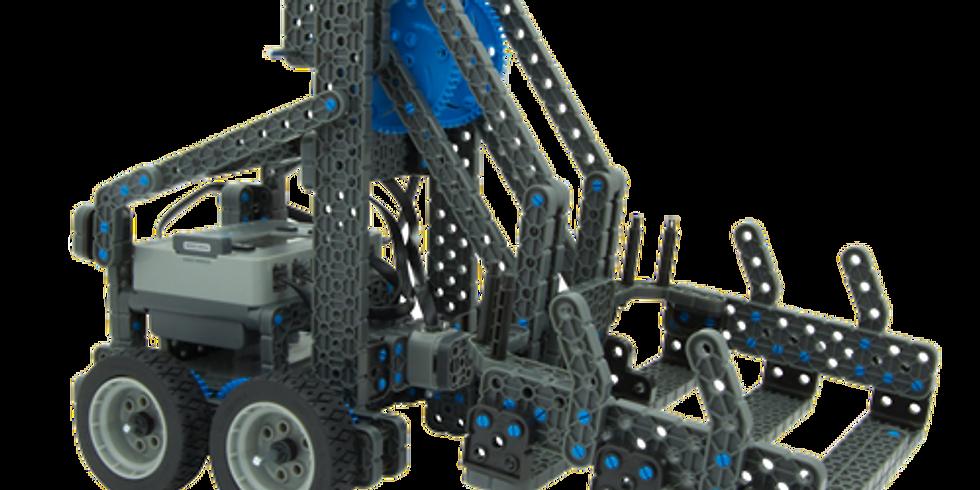 Robotics Course - Upper Coomera