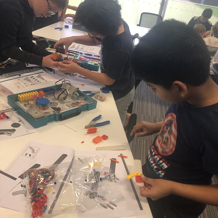Robotics & Coding Club (Weekend) - Term 4 Brisbane