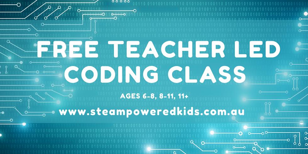 Free Coding Classes