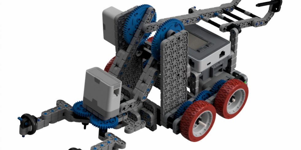 July School Holiday Robotics Camp/Competition