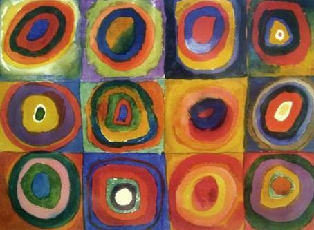 Artist of the Week: Kandinsky