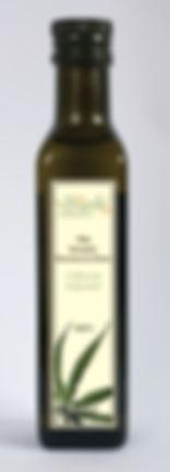 olej konopny, olej z nasion konopii, nierafinowany tłoczony na zimno Grapoila