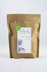 Bezglutenowa mąka makowa, mąka z nasion maku, wysoką zawartością błonnika i białka