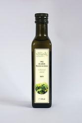 olej MIX do sałatek (kukurydziany, słonecznikowy, konopny, lniany) nierafinowany tłoczony na zimno