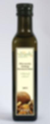 olej z orzecha włoskiego, olej z orzechów włoskich, nierafinowany tłoczony na zimno Grapoila