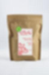 Bezglutenowa mąka z nasion pestek dzikiej róży, wysoką zawartością błonnika