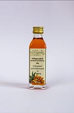 Olej z nasion rokitnika, nierafinowane, tłoczone na zimno