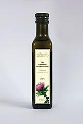 olej z ostropestu Grapolila nierafinowany tłoczony na zimno