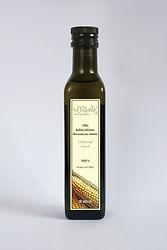 olej z zarodków kukurydzy, olej kukurydziany nierafinowany tłoczony na zimno