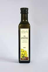 olej z nasion gorczycy nierafinowany tłoczony na
