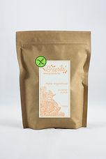 Bezglutenowa mąka migdałowa, wysoką zawartością błonnika i białka