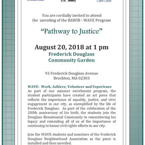 athway to Justice invitation