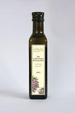 olej z pestek winogron nierafinowany tłoczony na zimno