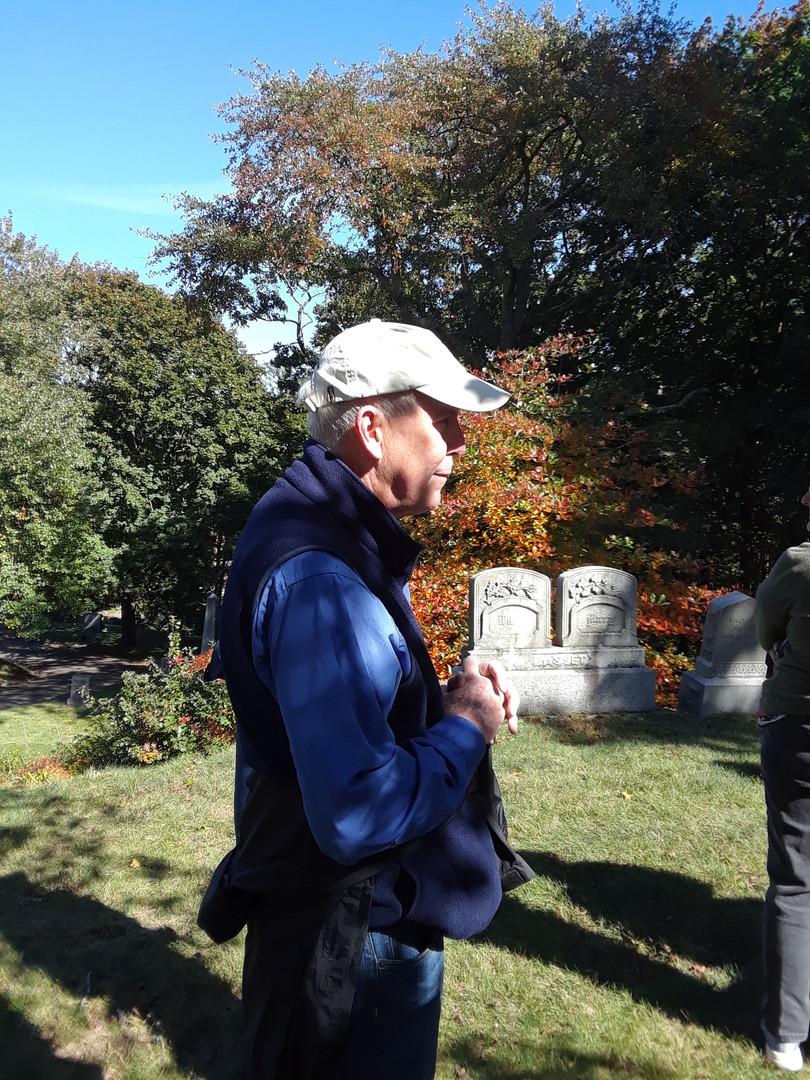 Lynn abolitionist tour