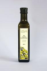 olej rzepakowy nierafinowany tłoczony na zimno