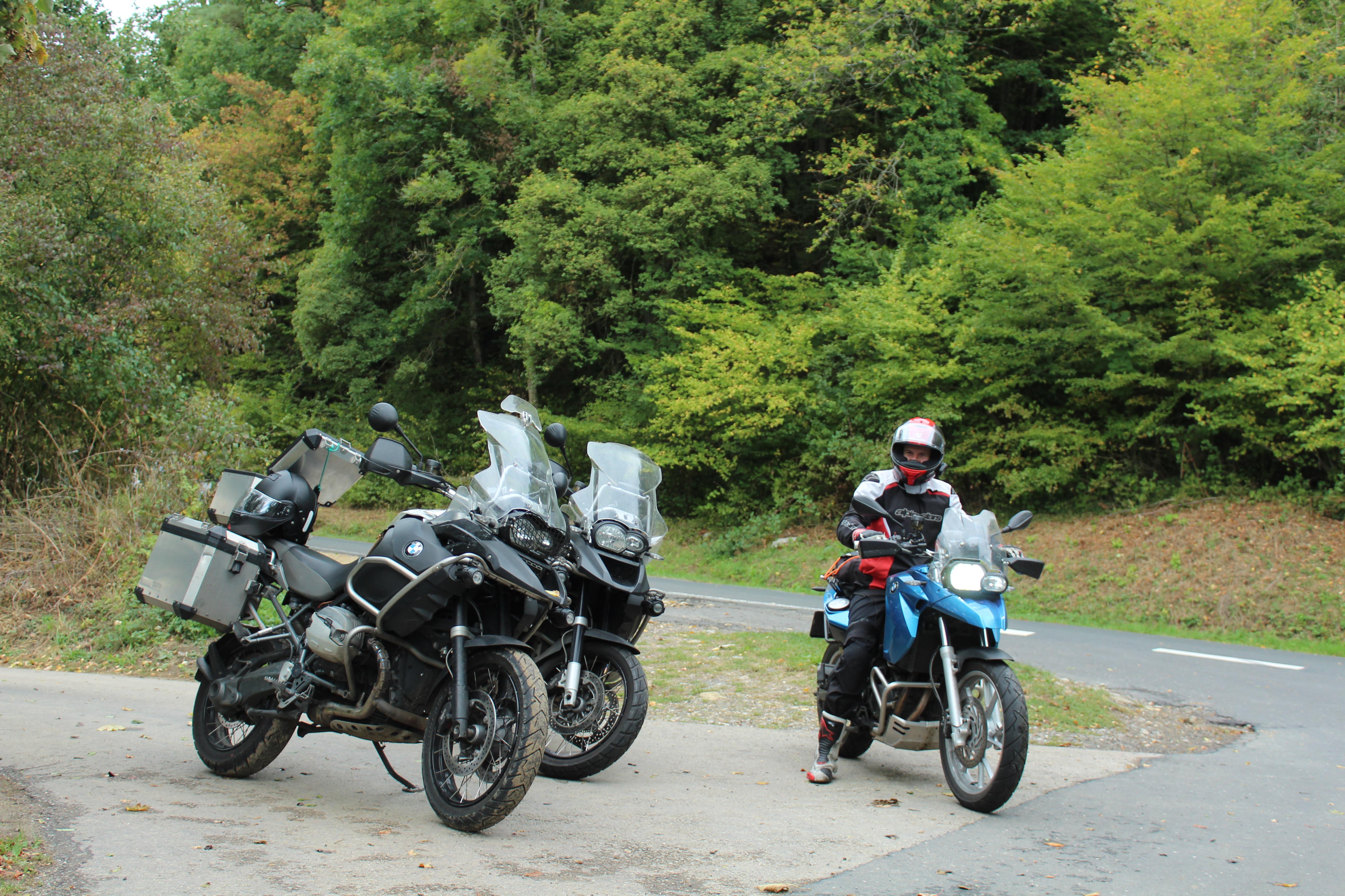 Koetsier motorrit Zwarte Woud 6